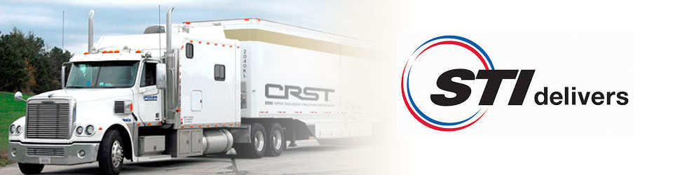 CRST Specialized | Hiring Drivers Now